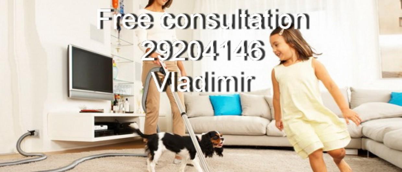 Free consultation: 29204146 Vladimir