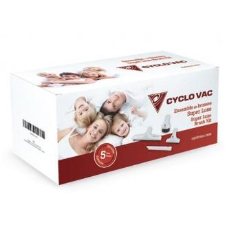 CycloVac - Super Luxe Brush Kit