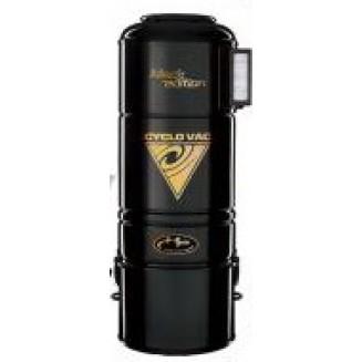 Cyclovac H715 - HIBRID - Black Edition