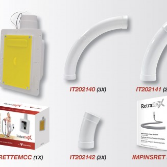 CycloVac Retraflex installation kit (video)