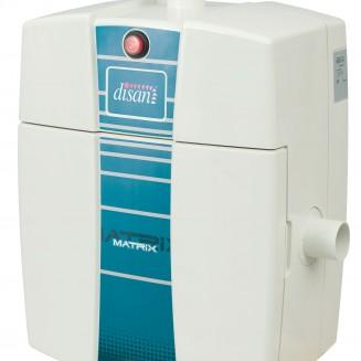 DISAN Matrix PT - встроенный пылесос для квартир и не больших коттеджей.