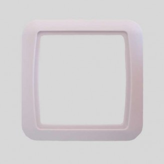 SPECIAL WHITE PLATE   11,4 x 11,4 cm