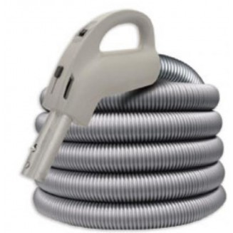 24 V on/off Deco Vac hose 9,1m