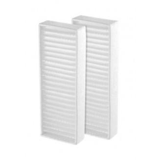 2 carbon dust filters
