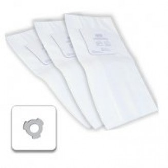 3 electrostatic filter bags  for DecoVac, Hayden, CycloVac